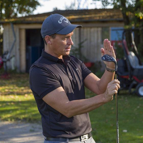 Clubtraining mit Golfpro Roel Meijs Golfclub München Eicherloh