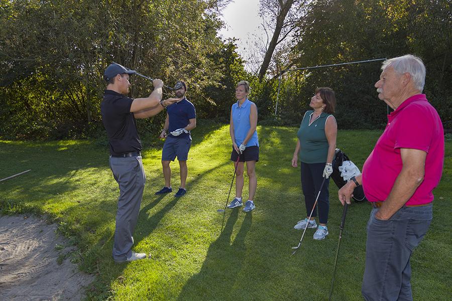 Clubtraining Golfclub München Eicherloh
