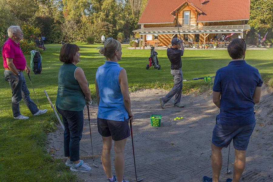 Clubtraining Golfclub München