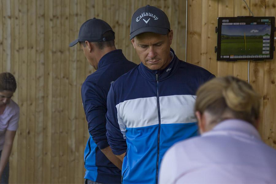 Einzelstunde Golfschwung