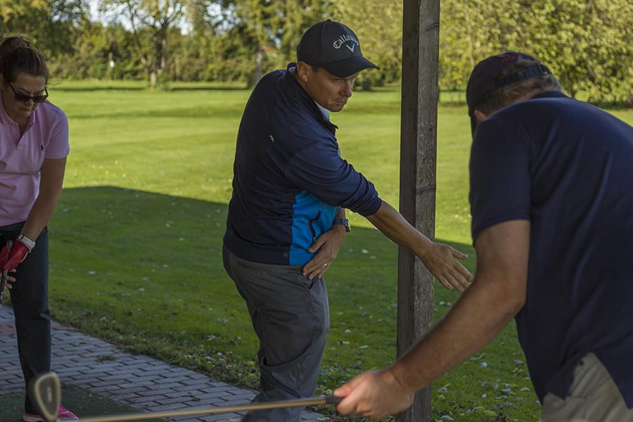 Golf Training und Platzreife