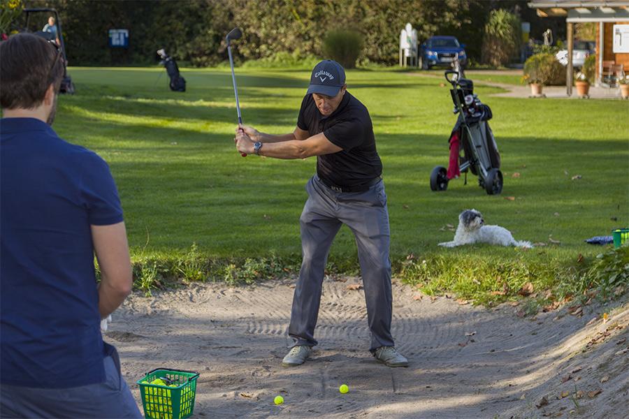 Golftraining Bavarian Golfclub München Eicherloh