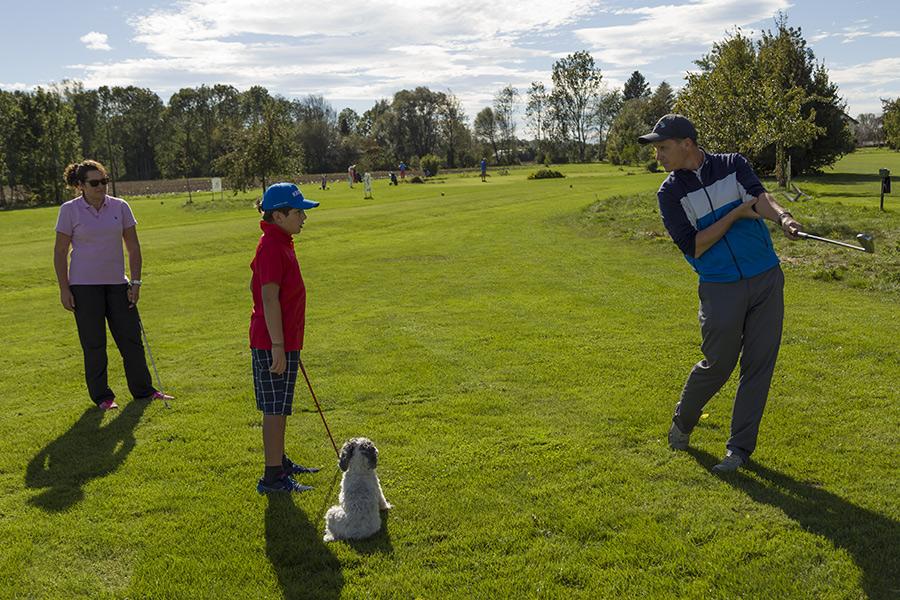 Schnupperkurs Golfclub München
